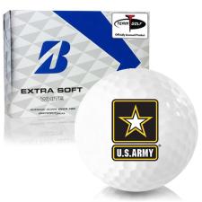 Bridgestone Extra Soft US Army Golf Balls