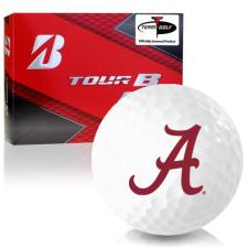 Bridgestone Prior Generation Tour B RX Alabama Crimson Tide Golf Balls