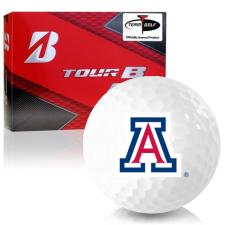 Bridgestone Prior Generation Tour B RX Arizona Wildcats Golf Balls