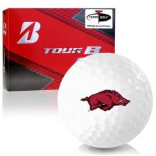 Bridgestone Prior Generation Tour B RX Arkansas Razorbacks Golf Balls
