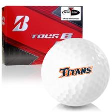 Bridgestone Prior Generation Tour B RX Cal State Fullerton Titans Golf Balls