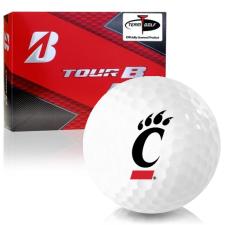 Bridgestone Prior Generation Tour B RX Cincinnati Bearcats Golf Balls