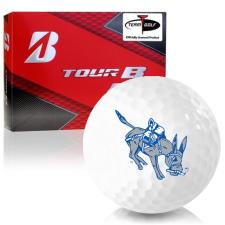 Bridgestone Prior Generation Tour B RX Colorado School of Mines Orediggers Golf Balls