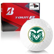 Bridgestone Prior Generation Tour B RX Colorado State Rams Golf Balls