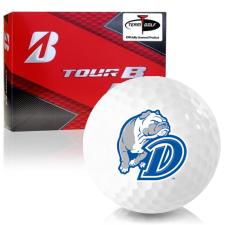 Bridgestone Prior Generation Tour B RX Drake Bulldogs Golf Balls