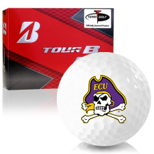 Bridgestone Prior Generation Tour B RX East Carolina Pirates Golf Balls