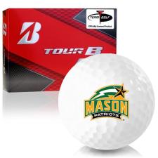 Bridgestone Prior Generation Tour B RX George Mason Patriots Golf Balls