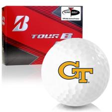 Bridgestone Prior Generation Tour B RX Georgia Tech Golf Balls