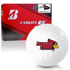 Bridgestone Prior Generation Tour B RX Illinois State Redbirds Golf Balls