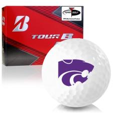 Bridgestone Prior Generation Tour B RX Kansas State Wildcats Golf Balls