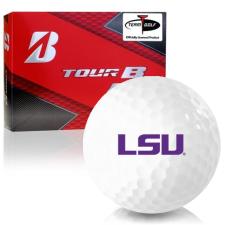 Bridgestone Prior Generation Tour B RX LSU Tigers Golf Balls