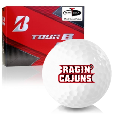 Bridgestone Prior Generation Tour B RX Louisiana Ragin' Cajuns Golf Balls