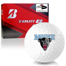 Bridgestone Prior Generation Tour B RX Maine Black Bears Golf Balls