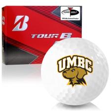 Bridgestone Prior Generation Tour B RX Maryland Baltimore County Retrievers Golf Balls