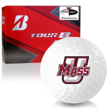 Bridgestone Prior Generation Tour B RX UMass Minutemen Golf Balls