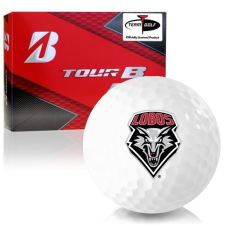 Bridgestone Prior Generation Tour B RX New Mexico Lobos Golf Balls