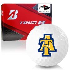 Bridgestone Prior Generation Tour B RX North Carolina A&T Aggies Golf Balls