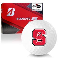 Bridgestone Prior Generation Tour B RX North Carolina State Wolfpack Golf Balls
