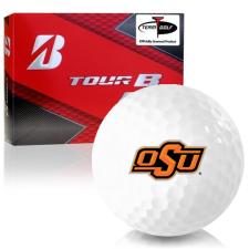 Bridgestone Prior Generation Tour B RX Oklahoma State Cowboys Golf Balls