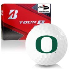 Bridgestone Prior Generation Tour B RX Oregon Ducks Golf Balls