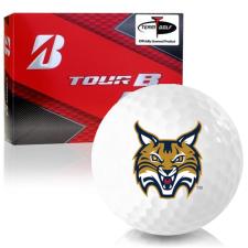 Bridgestone Prior Generation Tour B RX Quinnipiac Bobcats Golf Balls
