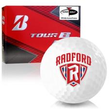 Bridgestone Prior Generation Tour B RX Radford Highlanders Golf Balls