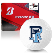 Bridgestone Prior Generation Tour B RX Rhode Island Rams Golf Balls