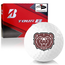 Bridgestone Prior Generation Tour B RX Southwest Missouri State Bears Golf Balls