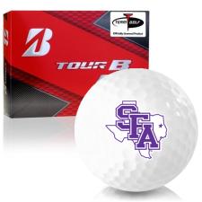 Bridgestone Prior Generation Tour B RX Stephen F. Austin Lumberjacks Golf Balls