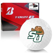 Bridgestone Prior Generation Tour B RX Stetson Hatters Golf Balls