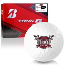 Bridgestone Prior Generation Tour B RX Troy Trojans Golf Balls