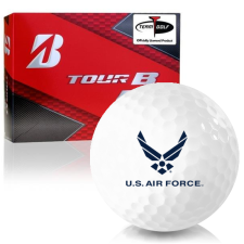 Bridgestone Prior Generation Tour B RX US Air Force Golf Balls