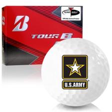 Bridgestone Prior Generation Tour B RX US Army Golf Balls