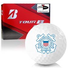 Bridgestone Prior Generation Tour B RX US Coast Guard Golf Balls