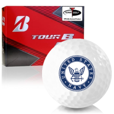 Bridgestone Prior Generation Tour B RX US Navy Golf Balls