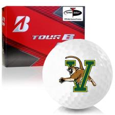Bridgestone Prior Generation Tour B RX Vermont Catamounts Golf Balls