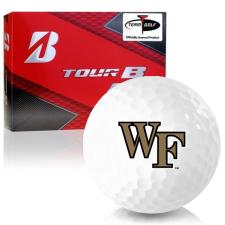 Bridgestone Prior Generation Tour B RX Wake Forest Demon Deacons Golf Balls
