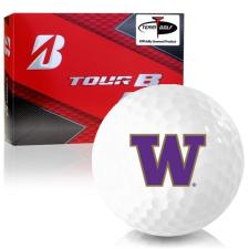 Bridgestone Prior Generation Tour B RX Washington Huskies Golf Balls