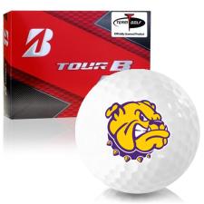 Bridgestone Prior Generation Tour B RX Western Illinois Leathernecks Golf Balls