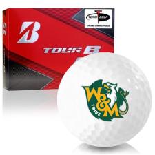 Bridgestone Prior Generation Tour B RX William & Mary Tribe Golf Balls