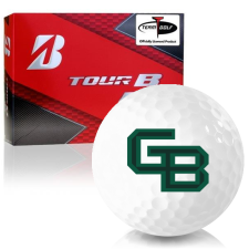 Bridgestone Prior Generation Tour B RX Wisconsin Green Bay Phoenix Golf Balls