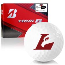 Bridgestone Prior Generation Tour B RX Wisconsin La Crosse Eagles Golf Balls