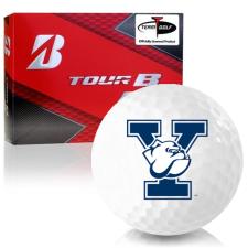 Bridgestone Prior Generation Tour B RX Yale Bulldogs Golf Balls