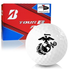 Bridgestone Prior Generation Tour B RXS US Marine Corps Golf Balls
