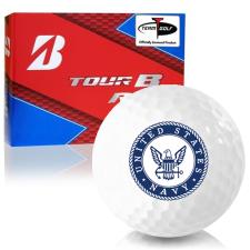 Bridgestone Prior Generation Tour B RXS US Navy Golf Balls