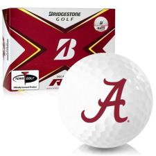 Bridgestone Tour B RX Alabama Crimson Tide Golf Balls