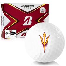 Bridgestone Tour B RX Arizona State Sun Devils Golf Balls