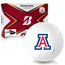 Bridgestone Tour B RX Arizona Wildcats Golf Balls