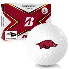 Bridgestone Tour B RX Arkansas Razorbacks Golf Balls