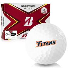 Bridgestone Tour B RX Cal State Fullerton Titans Golf Balls